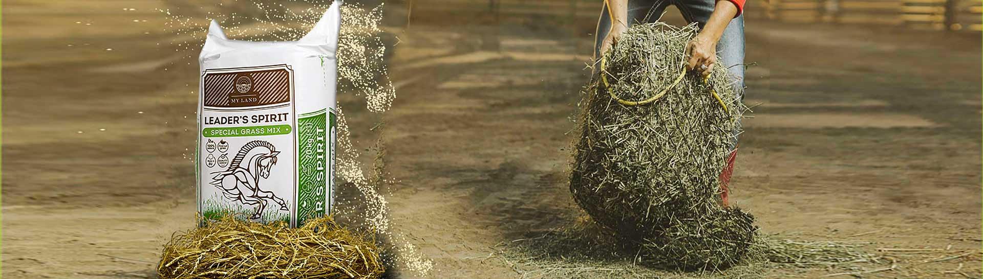 Promotion sur le foin enrubanné - Alimentation cheval